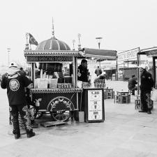 Food Vendor - Golden Horn