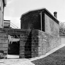 Governors Island Wall